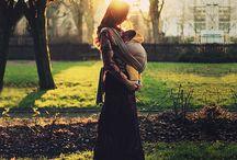 Babywearing / by Maria Alejandra Martinez