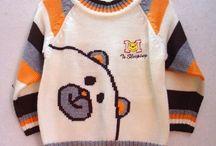 Copii tricotaje