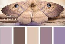 Цветовые палитры Природы