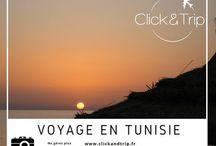 Lieux à visiter en Tunisie