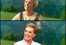 Julie Andrews / by Suzanne Wright