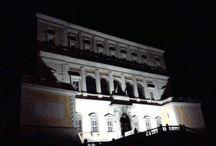 Palazzo Farnese Caprarola (VT) / immagini paesaggistiche