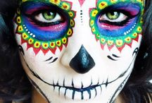Day of the Dead/Catrina