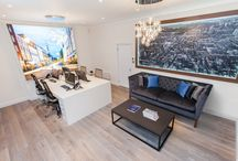 Coopers Estate Agents, Fitzrovia / Our work for the Coopers property company continues. The latest project was a brand-new office in London's Fitzrovia. http://www.mplinteriors.com/projects/coopers-london/