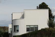 modernism / bauhaus school, international architecture, art deco architecture
