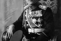 Almanach de Saxe Gotha - King Alexander I of Yugoslavia / King Alexander I - also known as Alexander the Unifier, 16 December 1888 [O.S. 4 December] – 9 October 1934) served as a prince regent of the Kingdom of Serbia from 1914 and later became King of Yugoslavia from 1921 to 1934 (prior to 1929 the Kingdom was known as the Kingdom of Serbs, Croats and Slovenes).