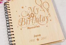 30th birthday ideas / Ideas for my 30th birthday