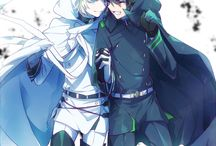 Owari No Seraph / This also ruined my life.