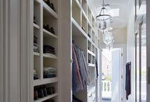 closets/storage