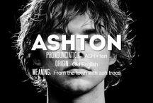 [ 5 S O S ] • ash gif