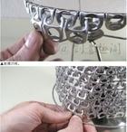 lampara de anillas