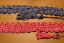 crochet projects / by Lari Burdess