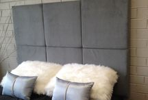 Bedheads / Buy designer, cushioned, upholstered bedheads for both king & queen sized beds online, from all over Australia.