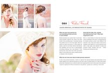 Published / Various print and digital publications that Picturesque Photos by Amanda was featured on.