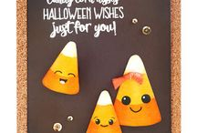 Craft: Cards-Halloween