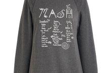 Sweatshirts!!!!!! / by Emily Powers