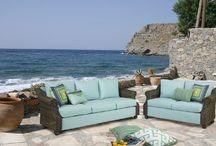 Beach Furniture / Furniture that looks good near the beach.