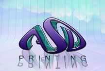 ASD Printing / Art, Signs and Designs is what we do. We strive to stay on top with trends, and always offer something that tailors your need.