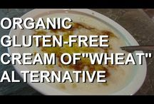 Wheat, gluten and sugar free / by Ronica Moore