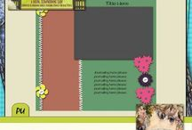 Jemima's Digital Boutique / My Digital Scrapbooking Store at Wilma4ever and Challenge Bonuses
