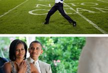 "The ""Obamas"" / by Audrey Brantley"
