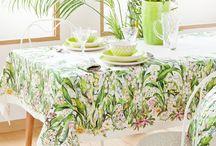 Tablecloth / taplak meja