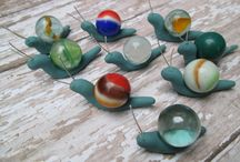 Things to make with marbles