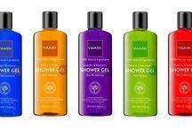 Vaadi Showergel,100 % Natural Ingredients / Therapi Showergels, Detox, Coconut-oil is soap ingredients, www.greenandpure.no