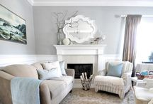 Living room / by Courtney Clark
