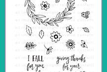 Fall For You Stamp Set