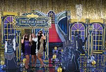 1920s Theme Party / Make your next Party the Cat's Meow! / by Stumps Party