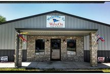 WaveOn Retail Store / Here's a look at what's in our store!