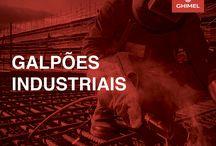 OBRAS Galpões Industriais