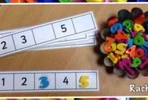 preschool numbers