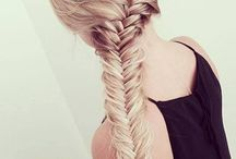 ×hairstyles× / these are the hairstyles that I like to wear on a daily basis
