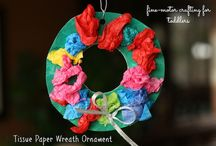 Preschool Crafts / by Michele Ring