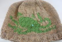 One Skein Wonder / Knitting and crochet patterns that use one skein of yarn! / by Darlene Weigle