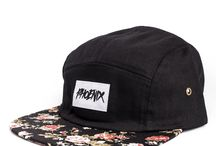 Phoenix Headwear / Snapbacks, 5-Panel Caps and more!