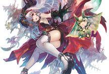 artwork game/anim jap
