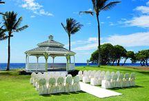 ザ・フェアモント・オーキッド / ハワイ・ハワイ島「ザ・フェアモント・オーキッド」のウェディングボード