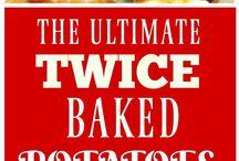 Potato Recipes / Great recipes using potatoes!
