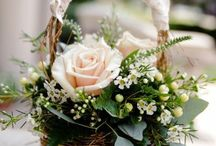 Coșuri cu flori