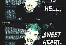 Antisepticeye & Darkiplier