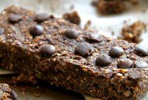 Vegan gluten free protein bars