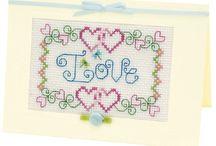 Cross Stitch Wedding Charts