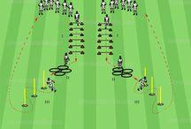 ORANGA - League Training