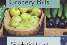 Money Saving Tips / Money Saving tips to help you cut down the cost of running your family household, including tips on budgeting, cutting down the family grocery bill and more