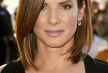 Hairstyles / Different cuts and colours for fine hair