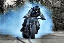motor bike's