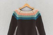 women crochet